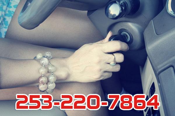 Tacoma Locksmith WA car key